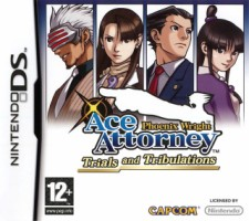 Phoenix Wright : Ace Attorney - Trials and Tribulations