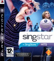 Singstar : Hits + SingStore