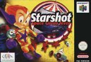 Starshot : Panique au Space Circus