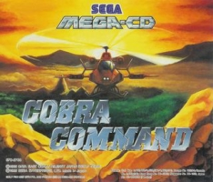Cobra Command / Sol-Feace