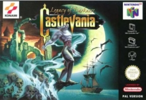 Castlevania : Legacy of Darkness