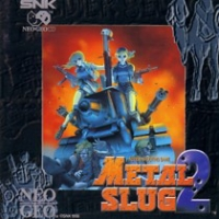 Metal Slug 2 Super Vehicle - 001/ II