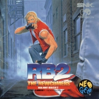 Real Bout Garou Densetsu 2 : The Newcomers