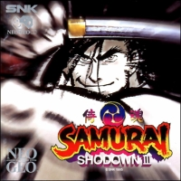 Samurai Shodown III : Blades of Blood