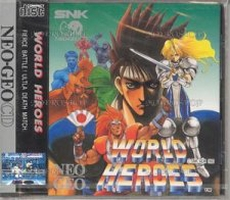World Heroes : Super Battle Action