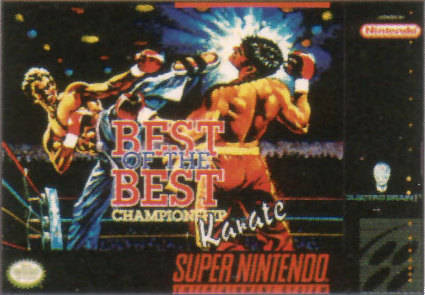 Best of the Best : Karate Championship