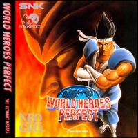 World Heroes Perfect : The Ultimait Heroes