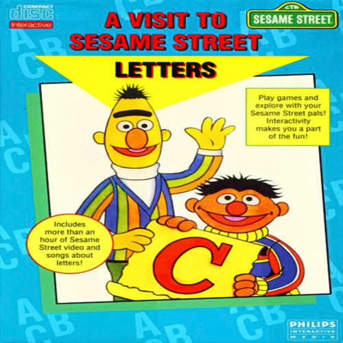A Visit to Sesame Street : Letters