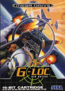 G-LOC : Air Battle