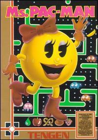 Ms. Pac-Man (Tengen)