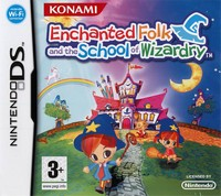 Enchanted Folk and the School of Wizardry