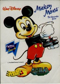 Mickey Mouse : The Computer Game
