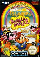 Rainbow Islands / Bubble Bobble 2