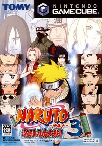 Naruto Clash of Ninja 3