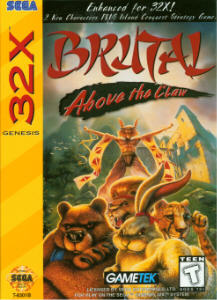Brutal : Above the Claw
