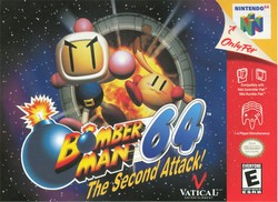 Bomberman 64 : The Second Attack