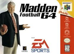 Madden Football 64