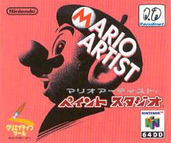 Mario Artist : Paint Studio