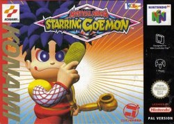 Mystical Ninja : Starring Goemon