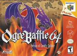 Ogre Battle 64 : Person of Lordly Caliber