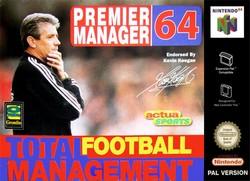 Premier Manager 64