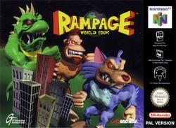 Rampage : World Tour