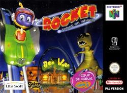 Rocket : Robot On Wheels
