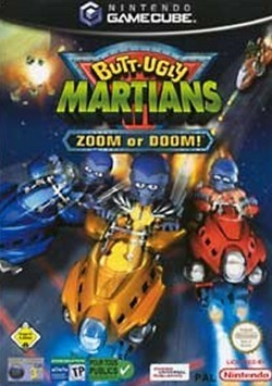 Butt-Ugly Martians : Zoom or Doom !