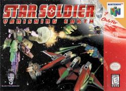 Star Soldier : Vanishing Earth