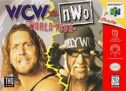 Wcw Vs Nwo : World Tour