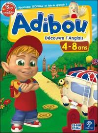 Adibou Découvre l'Anglais