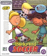Backyard Soccer MLS Edition