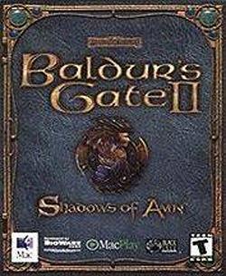 Baldur's Gate II : Shadows of Amn
