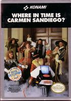 Where in Time is Carmen Sandiego ?