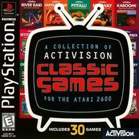 A Collection of Activision : Classic Games for the Atari 2600