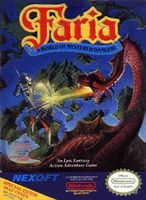Faria : A World of Mystery & Danger
