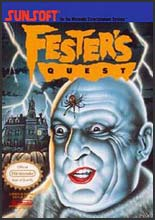 The Addams Family : Uncle Fester's Quest