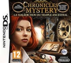 Chronicles of Mystery : La Malédiction du Temple Ancestral