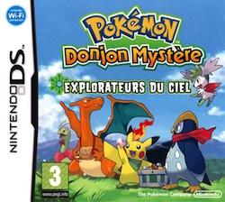 Pokemon Donjon Mystère : Explorateurs du Ciel
