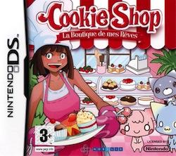 Cookie Shop : La boutique de mes rêves