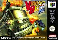 Vigilante 8 : Second Offense