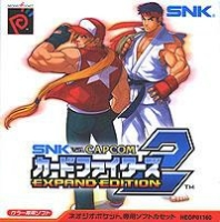 SNK vs. Capcom : Cardfighters 2 Expand Edition