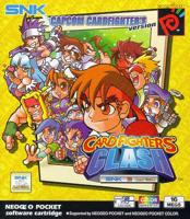 SNK vs. Capcom : Cardfighters' Clash - Capcom Version