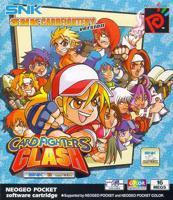 SNK vs. Capcom : Cardfighters' Clash - SNK Version