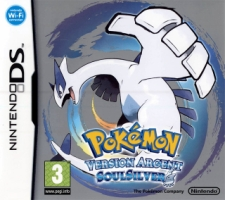 Pokémon : Version Argent - SoulSilver