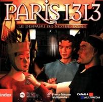 Paris 1313 : le disparu de notre-dame