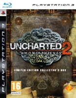 Uncharted 2 : Among Thieves Edition Limitée Coffret Collector
