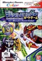 Digital Monsters Card Game Ver. WonderSwan Color