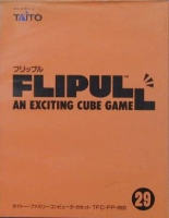 Flipull : An Exciting Cube Game
