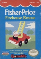 Fisher Price : Firehouse Rescue